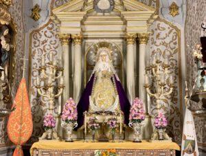 Cultos Mensuales de Octubre @ Parroquia de San Pedro y San Pablo